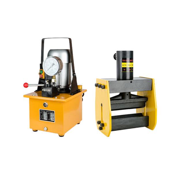 CB-150D أدوات آلة ثني النحاس والحديد الهيدروليكية اليدوية المحمولة