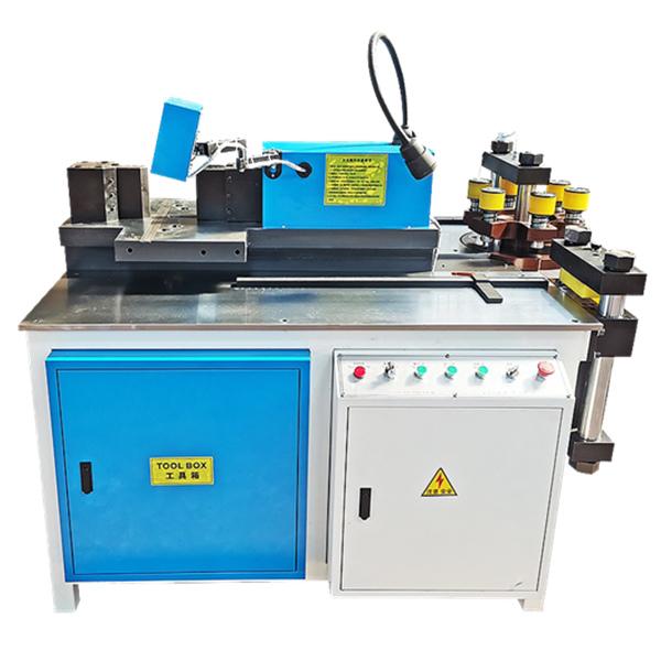 30 طن CNC بسبار النحاس آلة القطع والانحناء