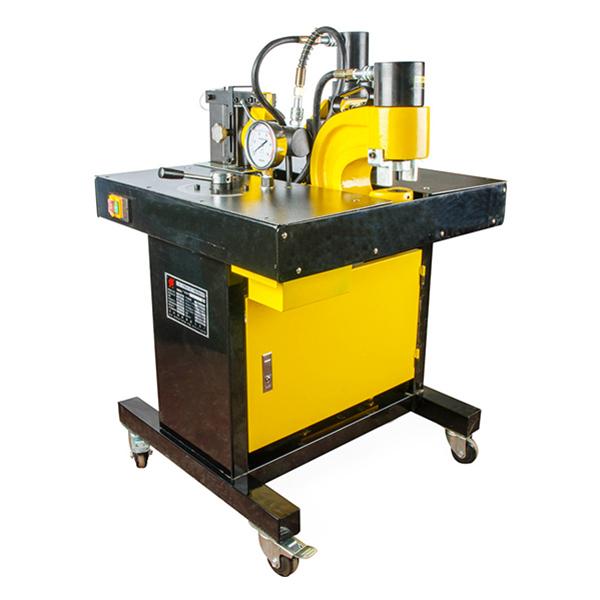 ماكينة ثني القضبان الهيدروليكية اليدوية المحمولة DHY-200